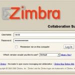 Training Zimbra Mail Server : 27-28 Maret 2010