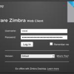 Training Zimbra Mail Server, 16-17 April 2011