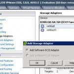 Tips VMWare vSphere : FreeNAS iSCSI Share untuk vSphere Network Storage/Datastore-Bagian Kedua