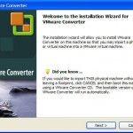 Tips Memindahkan Mesin Fisik ke Virtual Machine (P2V) Menggunakan VMWare Converter-Bagian 2