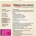Exclusive Class Zimbra Mail Server Training-Wisma 77 Jakarta, 18-19 Mei 2012