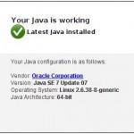 Install Java Plugins pada Mozilla Firefox-LinuxMint 64 Bit
