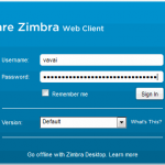 Training Zimbra Mail Server : Fundamental & Medium, 13-14 April 2013