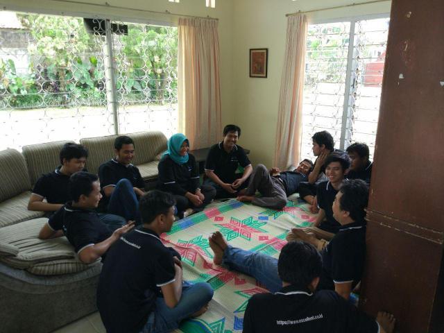 Excellent Brainstorming, Melanjutkan Indahnya Kebersamaan