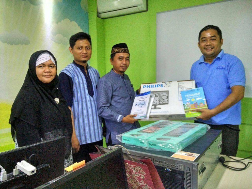 SMK Nurul Qolbi Bekasi