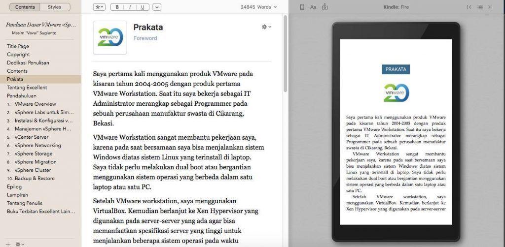 Excellent Kaizen Part II : Passive Income dari Pembuatan Buku dan Ebook