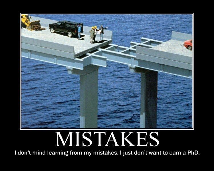Excellent Insight Day #13 : Melakukan Kesalahan Saat Kerja, Manusiawi Asal Jangan Keseringan