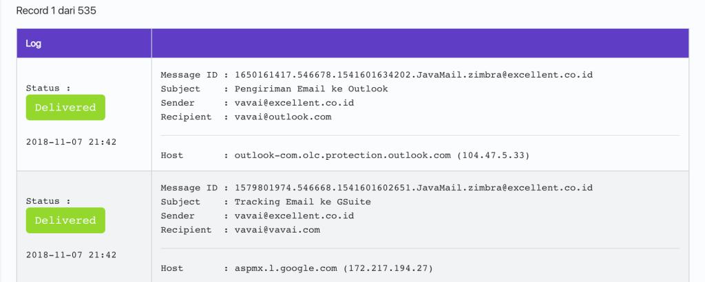 Excellent SMTP Relay & Blast Email Dashboard : Dari Ide Hingga Eksekusi