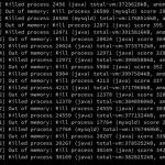 Zimbra HSM, Zimbra Backup dan RAM
