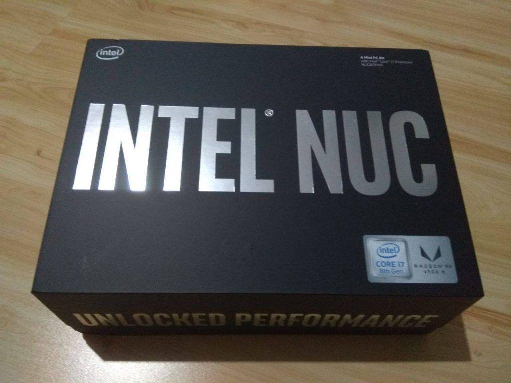 Intel NUC Hades Canyon untuk Simulasi VMware vSphere, Kerja dan Main Games